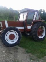Forest & Harvesting Equipment - Used FIAT Farm Tractor Romania