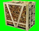 Firewood - Chips - Pellets Supplies - Beech (Europe) Firewood/Woodlogs Cleaved 10 - 12 mm