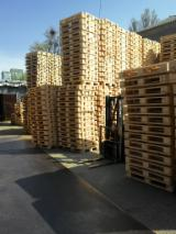 Find best timber supplies on Fordaq - New Pallet Poland