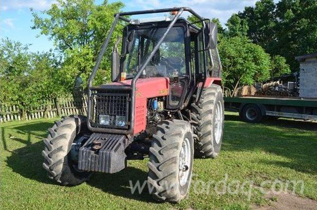 gebraucht 2010 traktor anh nger zu verkaufen polen. Black Bedroom Furniture Sets. Home Design Ideas