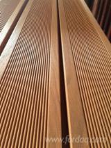 Anti-Slip Decking  Exterior Decking - Merbau/Kwila Decking