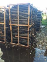 Firewood/Woodlogs Cleaved 10 mm