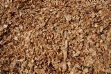 薪炭材-木材剩余物 木片(源自使用过的木材) - 木片-树皮-下脚料-锯屑-削片 木片(源自使用过的木材) 红松