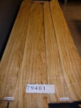 Sliced Veneer - Ulivo italiano, Flat cut, plain, Natural Veneer