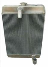 Romania Forest & Harvesting Equipment - 650 U universal tractor radiator made entirely of aluminum