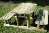 Pine  - Redwood Garden Furniture - Garden furniture