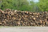 France Supplies - Oak (European) Firewood/Woodlogs Not Cleaved in France