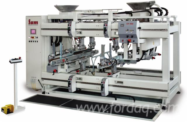 Boring-machine-for