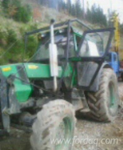 Used-Deutz-Fahr-1983-Forest-Tractor-in
