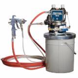 Romania Supplies - New GRACO - ROMCERTE Automatic spraying machines in Romania
