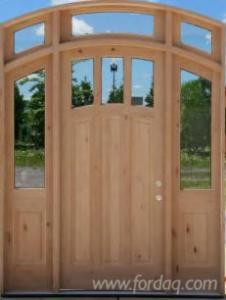 Softwoods--Spruce-%28Picea-abies%29---Whitewood--Doors