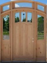 Spruce  - Whitewood Finished Products - Spruce (Picea Abies) - Whitewood Doors from Romania