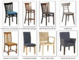 Indonesia Contract Furniture - Cafe, Hotel and Bar High Ended Wooden Chairs