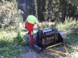 Austria Forest & Harvesting Equipment - Used Gantner Seilbahnen 2000 Seilbahn in Austria