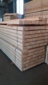 Nadelschnittholz, Besäumtes Holz Silbertanne, Edeltanne - Fichte/Tanne