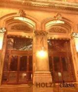 Doors, Windows, Stairs - Asian tropical species, Meranti, dark red (Nemesu, Seraya red), Doors