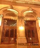 Doors, Windows, Stairs - Meranti, Dark Red Doors in Romania
