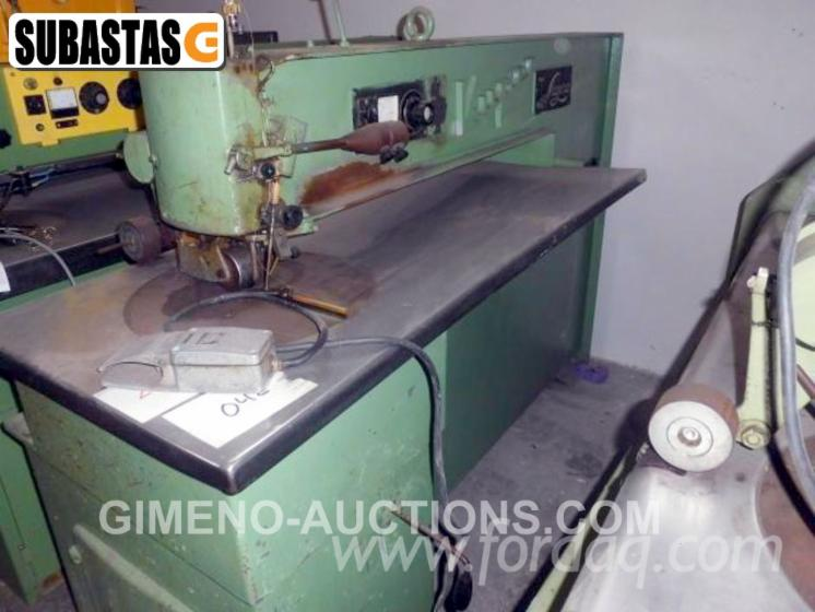 Used-KUPER--1990-Veneer-Splicers-in