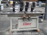 Spain Woodworking Machinery - Used TORNOS VALENCIA  1989 PISTONES  in Spain