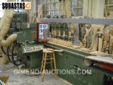 Spain Woodworking Machinery - Used BACCI 1990 REPLATILLADORA in Spain