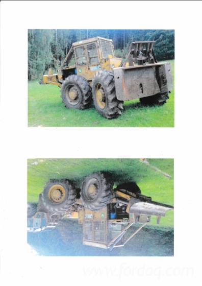 Used-LKT-81-S-1988-Skidder-in