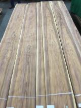 Sliced Veneer - Santos Rosewood, Quartered, figured, Natural Veneer