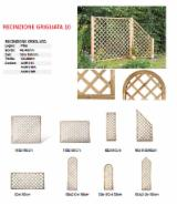 Mongolian Scotch Pine  Fences - Screens Italy