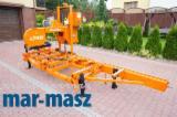 Trak belt levels Wood Mizer