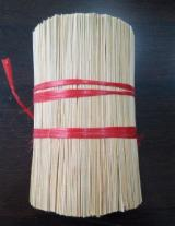 Tool Handles Or Sticks - Bamboo Sticks, 1.3 mm Thick