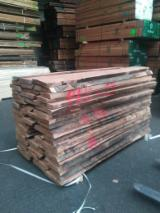Poland Unedged Timber - Boules - Beech lumber, steamed, KD, AB grade