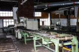 The line of multi saw Tos Svitavy