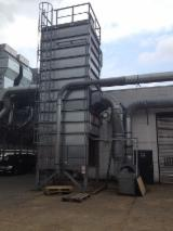 Woodworking Machinery Dust Extraction Facility - Used Scheuch 2002 Dust Extraction Facility For Sale in Germany