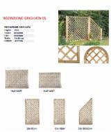 Kupiti Ili Prodati  Ograde - Paravani Od Drva - Mongolski Srebreni Bor , Ograde - Paravani
