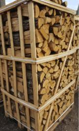 Oak  Firewood, Pellets And Residues - OAK FIREWOOD FROM LITHUANIA