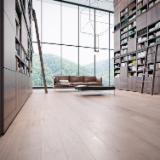 Solid Wood Flooring - 14 mm, Oak (European), Tongue & Groove
