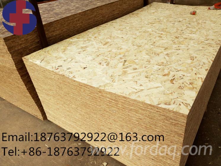 OSB Sheathing price / OSB 18mm / OSB 2 Board