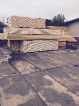 25-250 mm Fresh Sawn Spruce (Picea Abies) - Whitewood from Romania