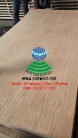 AAA, AA, A Grade Red Oak Veneered Plywood, Fancy Plywood