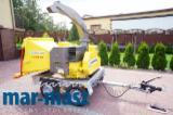The chipper / shredder Schliesing 330 MX