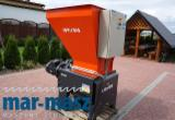 The chipper / shredder WEIMA ZM 30