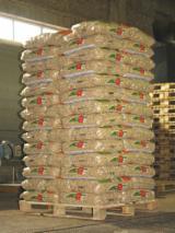 ECOLINE Wood Pellets ENplus A1 certificate
