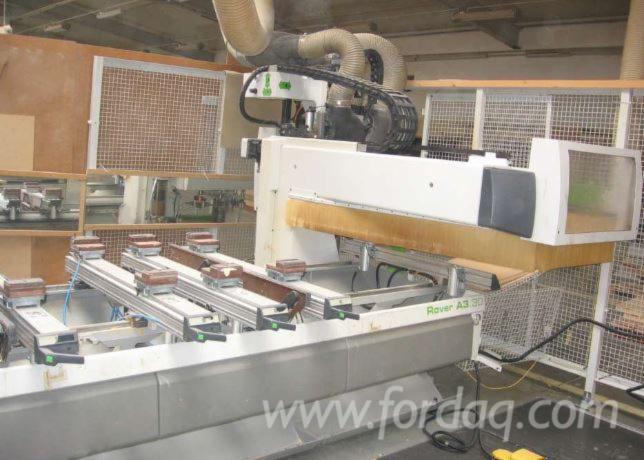 CNC-Centros-De-Mecanizado-Biesse-Rover-Occasion-en
