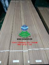 Sliced Veneer - Flat Cut, Plain Natural Veneer China