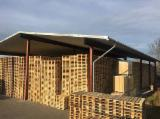 Germany Pallets And Packaging - Fir / Spruce / Pine / Larch Any Euro Pallet