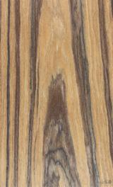 科技木皮(单板), 向下刨平