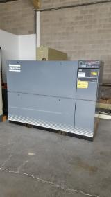 Woodworking Machinery Offers from Italy - COMPRESSOR BRAND ATLAS COPCO MOD. GA 45