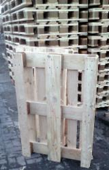 Pallet Pallets And Packaging - new Euro pallets 1200*800(automatic Assembly,clean,without Epal stamp)