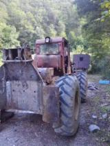 null - Used 657 Articulated Skidder Romania