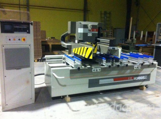 CNC-machining-center-Morbidelli-U