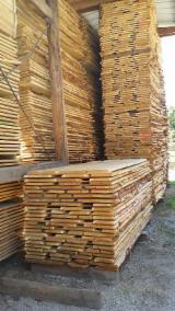 Italy Unedged Timber - Boules - Oak (European), Loose